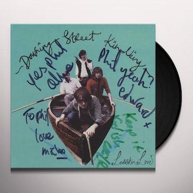 Larrikin Love DOWNING STREET KINDLING PT. 1 Vinyl Record - UK Release