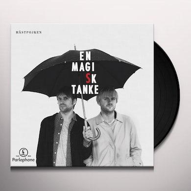 Hastpojken EN MAGISK TANKE Vinyl Record - Sweden Release