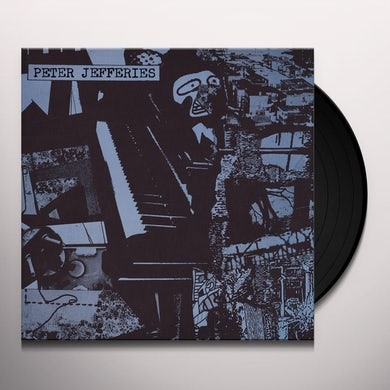 Peter Jefferies LAST GREAT CHALLENGE IN A DULL WORLD (HOL) (Vinyl)