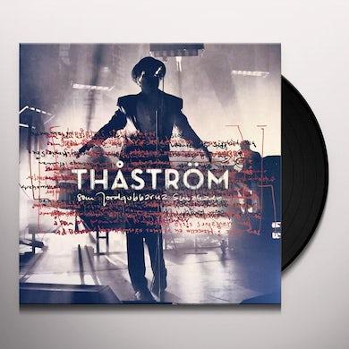 Thastrom SOM JORDGUBBARNA SMAKADE Vinyl Record - Sweden Release