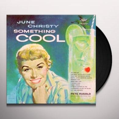 June Christy SOMETHING COOL Vinyl Record