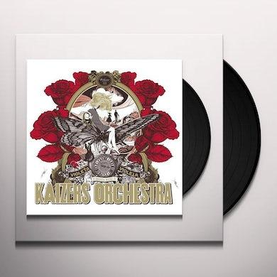 Kaizers Orchestra VIOLETA VIOLETA VOL. 2 Vinyl Record - Holland Release