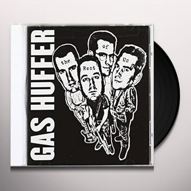 Gas Huffer REST OF US Vinyl Record