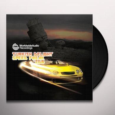 2Db TURKISH DELIGHT/SPEED FREAK Vinyl Record - UK Release