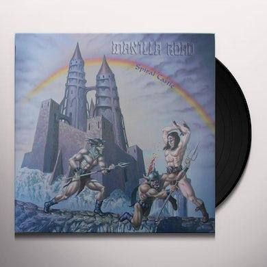 Manilla Road SPIRAL CASTLE Vinyl Record