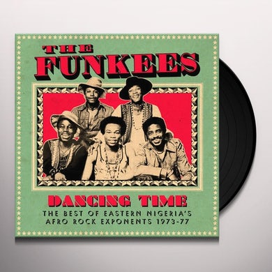 Funkees DANCING TIME (MPDL) (Vinyl)