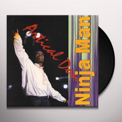 Ninjaman ARTICAL DON Vinyl Record