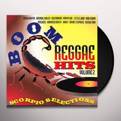 Boom Reggae Hits 2 / Various Vinyl Record