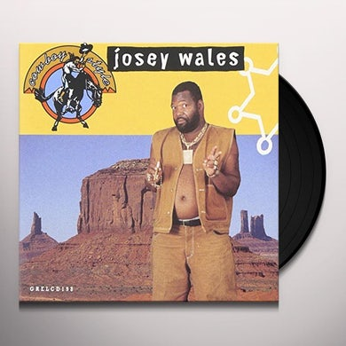 Josey Wales COWBOW STYLE Vinyl Record