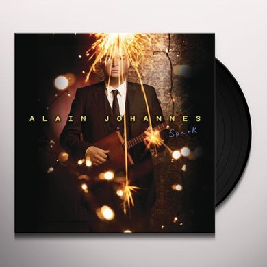 Alain Johannes SPARK Vinyl Record