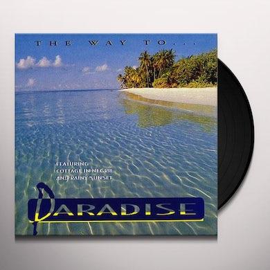 Tyrone Taylor WAY TO PARADISE Vinyl Record