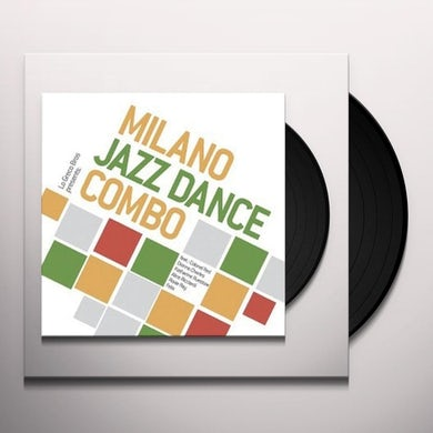 Milano Jazz Dance Combo MUCH MORE Vinyl Record