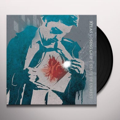 Atlas Losing Grip STATE OF UNREST Vinyl Record