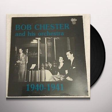 Bob Chester HIS ORCHESTRA-MORE 1940-41 Vinyl Record