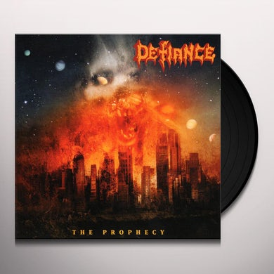 Defiance PROPHECY Vinyl Record - UK Release