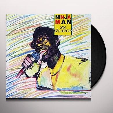 Ninjaman MY WEAPON (Vinyl)