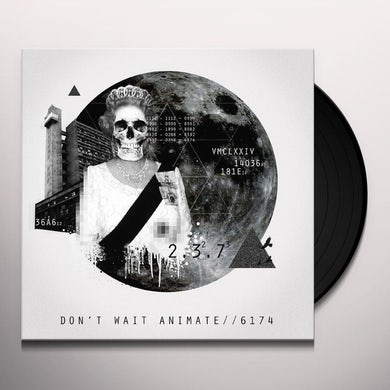 Don'T Wait Animate 6174 Vinyl Record - UK Release