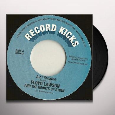 Floyd Lawson & The Hearts Of Stone AIR I BREATHE Vinyl Record