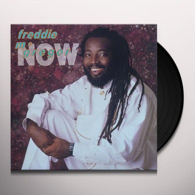 Freddie Mcgregor NOW Vinyl Record