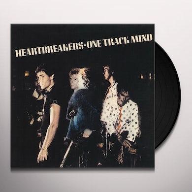 Johnny Thunders ONE TRACK MIND Vinyl Record