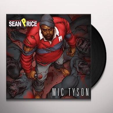 Sean Price MIC TYSON (APE BLOOD SPLATTER) (Vinyl)