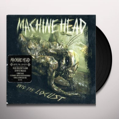 Machine Head UNTO THE LOCUST Vinyl Record