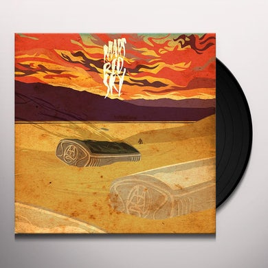 Mars Red Sky BE MY GUIDE Vinyl Record