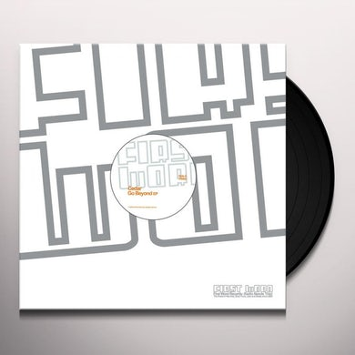 Cedar GO BEYOND EP Vinyl Record - UK Release