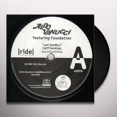 Aldo Vanucci LAST GOODBYE Vinyl Record - UK Release
