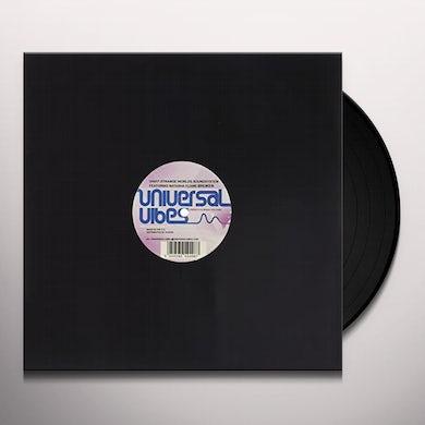 Strange Worlds Soundsystem BROKEN Vinyl Record - UK Release