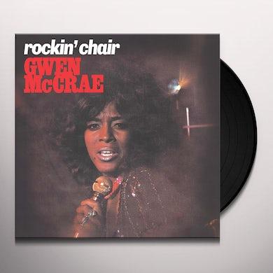 Gwen Mccrae ROCKIN' CHAIR Vinyl Record