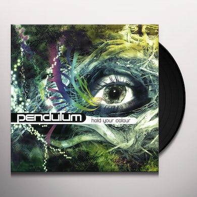 Pendulum HOLD YOUR COLOUR/STREAMLINE Vinyl Record - UK Release
