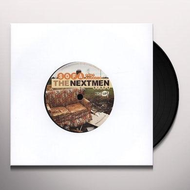 Nextmen SOFA Vinyl Record - UK Release
