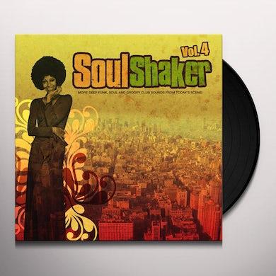 Soulshaker 4 / Various Vinyl Record