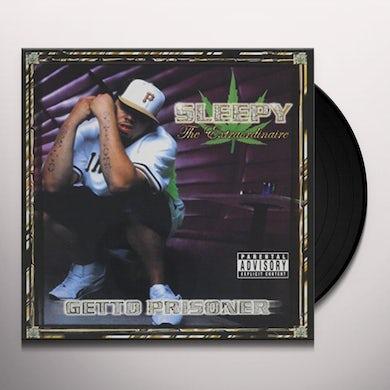 Sleepy Tha Extraordinaire GETTO PRISONER Vinyl Record