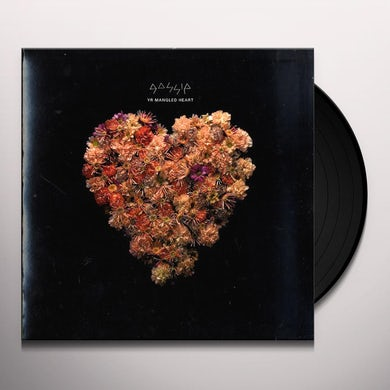 Gossip YR MANGLED HEART Vinyl Record - UK Release