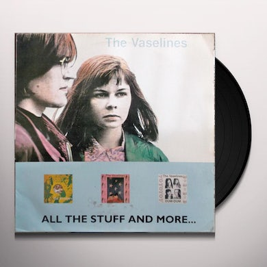 The Vaselines ALL THE STUFF & MORE Vinyl Record