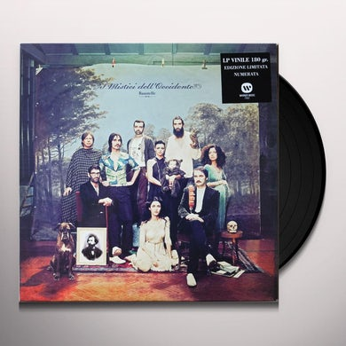 Baustelle I MISTICI DELL'OCCIDENTE (ITA) (Vinyl)