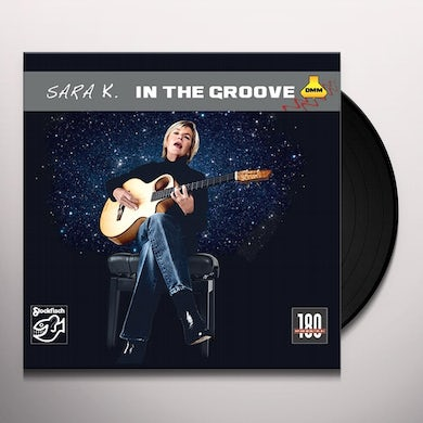 Sara K. IN THE GROOVE (GER) Vinyl Record