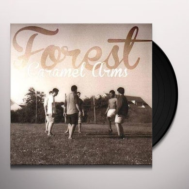 Forest CARAMEL ARMS Vinyl Record - UK Release