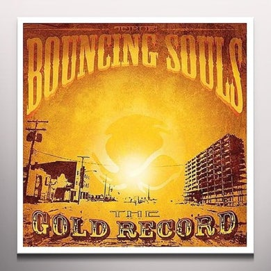 The Bouncing Souls GOLD RECORD Vinyl Record