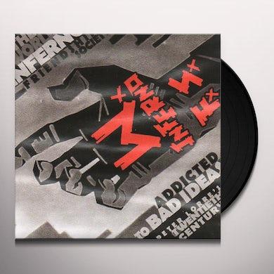 World ADDICTED TO BAD IDEAS (Vinyl)