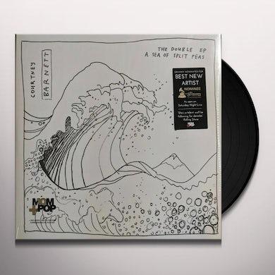 Courtney Barnett DOUBLE EP: A SEA OF SPLIT PEAS Vinyl Record - UK Release
