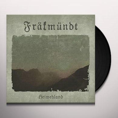 Fräkmündt HEIWEHLAND (Vinyl)