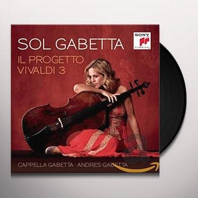 Sol Gabetta IL PROGETTO VIVALDI 3 (GER) (Vinyl)