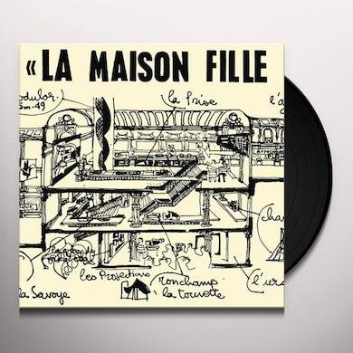 Francois Tusques & Don Cherry LA MAISON FILLE DU SOLEIL (UK) (Vinyl)