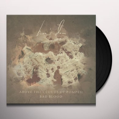 Bear's Den ABOVE THE CLOUDS OF POMPEII Vinyl Record - UK Release