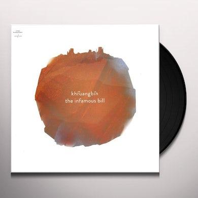 Khruangbin INFAMOUS BILL (EP) Vinyl Record - UK Release