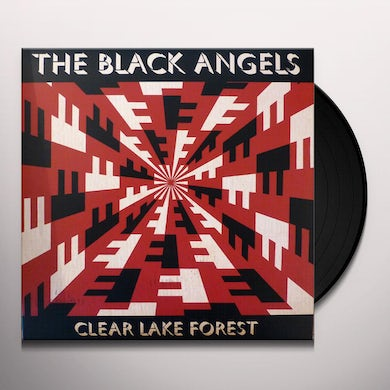 Black Angels CLEAR LAKE FOREST (EP) (Vinyl)