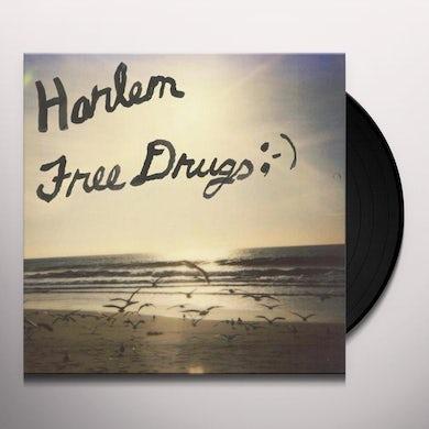 Harlem FREE DRUGS Vinyl Record